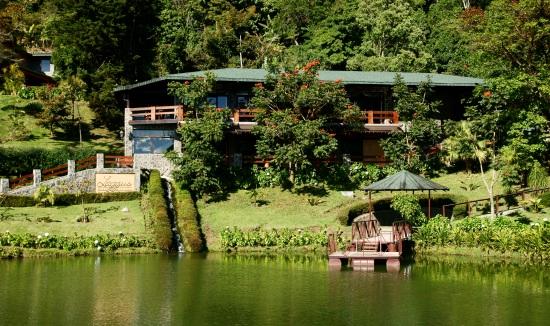 El Establo Hotel Laggus restaurant