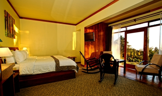 El Establo Hotel suite