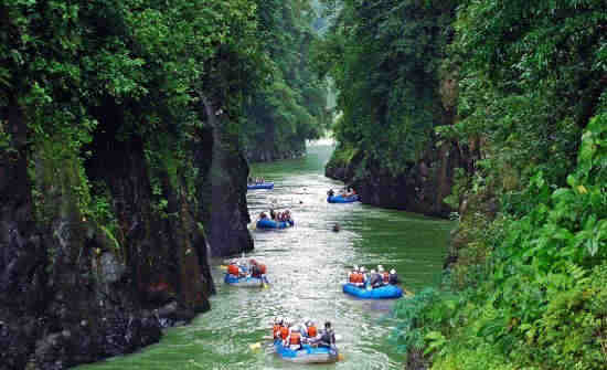 10 TOP COSTA RICA WHITE WATER RAFTING TOURS