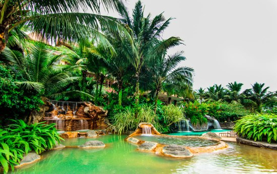 BEST OF COSTA RICA HOT SPRINGS & THERMAL RESORTS
