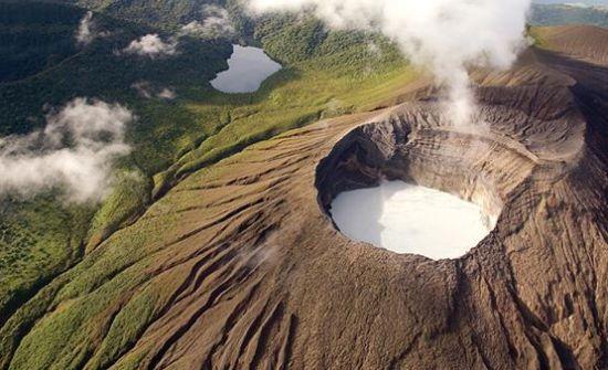Rincon de la Vieja Volcano- The Old Womans Corner