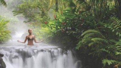 Hot Springs Hideaway Costa Rica Vacation Package
