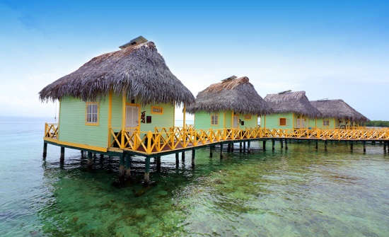Punta Caracol Aqua Lodge, Panama