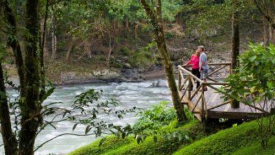 Tropical Rivers Lodge, Costa Rica