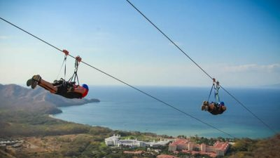 Costa Rica Family Adventure Vacation Package