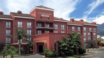Courtyard Marriott Escazu, Costa Rica