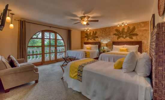 Three Bedroom Junior Suite Hotel Buena Vista