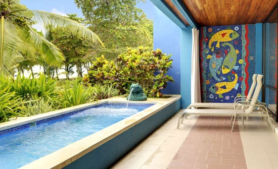 Alma del Pacifico Hotel pool