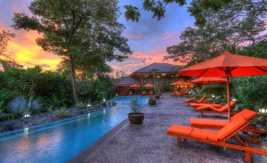 Stay at Bodhi Tree Yoga Resort, Costa Rica