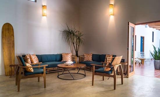 Harmony Villa 1 Living Area