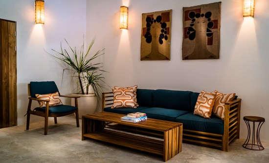 Harmony Villa 2 Living Area