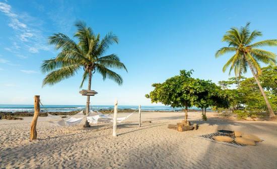 Nantipa Resort beach