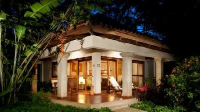 Stay at Hotel Capitan Suizo, Costa Rica
