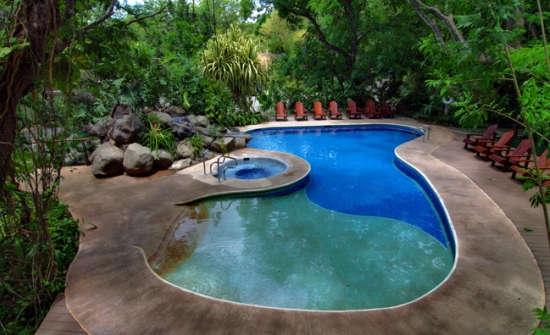 Hotel Bosque del Mar Playa Hermosa, Costa Rica