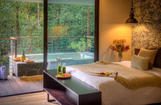 El Silencio 2 Bedroom Riverside Villas - Second Bedroom