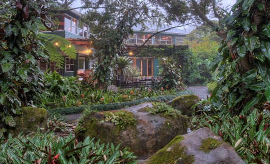Monteverde Lodge and Gardens, Costa Rica