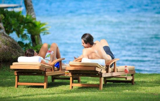 Playa Cativo Lodge beach day