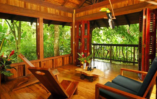 Stay at Playa Nicuesa Rainforest Lodge, Costa Rica