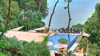 Los Altos Beach Resort, Costa Rica