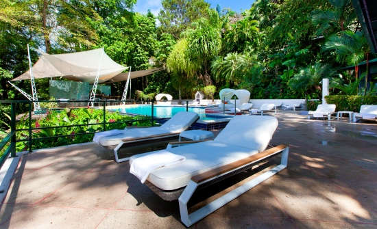 Makanda by the Sea Hotel, Costa Rica