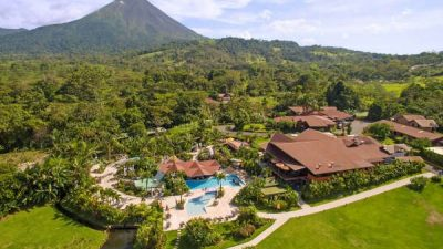 Arenal Springs Resort and Spa, Costa Rica