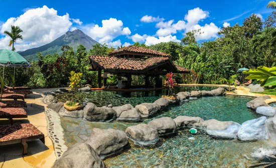 Stay at Hotel Mountain Paradise, Costa Rica