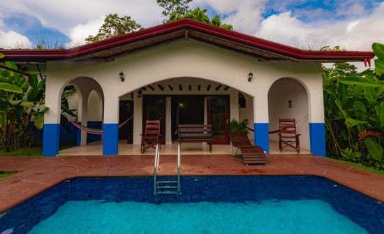 Mountain Paradise Villa Arenal