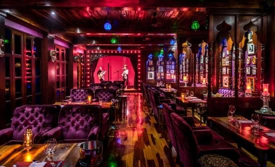 Nayara Springs Restaurant Amor Loco Bar
