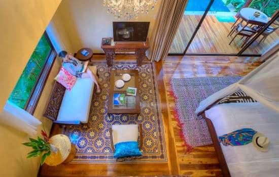 Nayara Springs Resort room