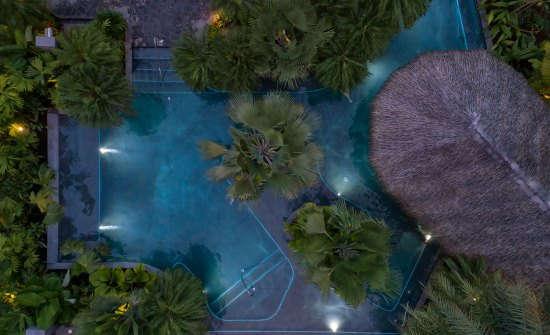 Tabacon Resort Pool