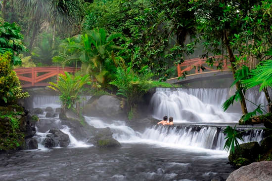 Tabacon Thermal Springs