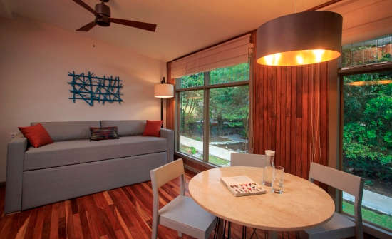 Senda Junior Suite Living Room