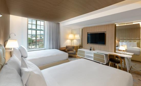 Gran Hotel Superior Twin Guest Room
