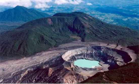 Guide to Poas Volcano National Park