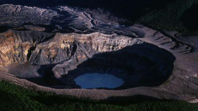 Poas Volcano National Park Guide