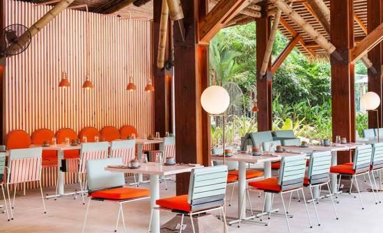 Aguas Claras Papaya Restaurant