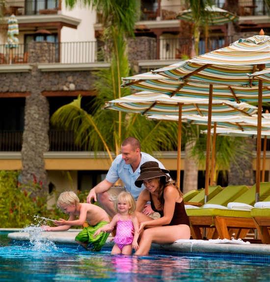 JW Marriott family pool