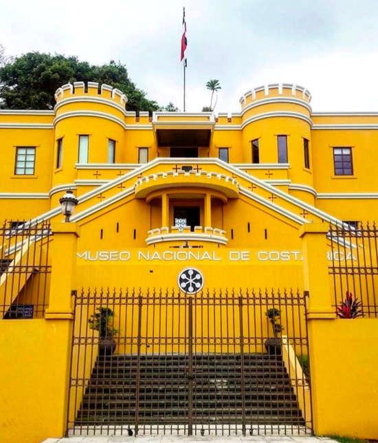 Museo Nacional de Costa Rica via @arq_costarica