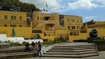 National Museum of Costa Rica TB yytravelmap