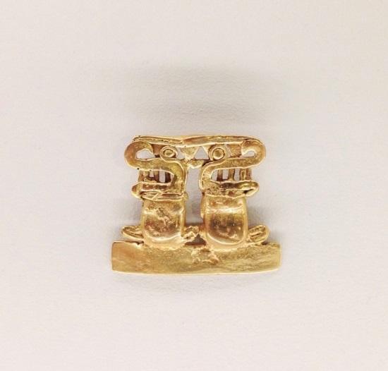 Pre-Columbian Gold Museum via @un_juanjo