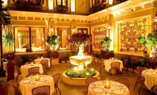 Grando de Oro Restaurant solo travel