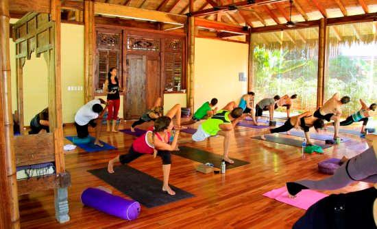 Santa Teresa yoga and wellness pranamar