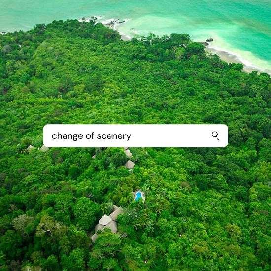 Change of Scenery Osa Peninsula