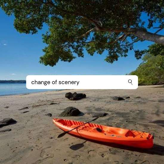 Change of Scenery Papagayo