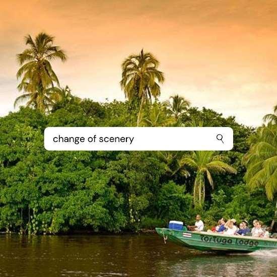 Change of Scenery Tortuguero