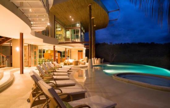 Casa Fantastica pool
