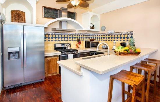 Casa Magnifica kitchen