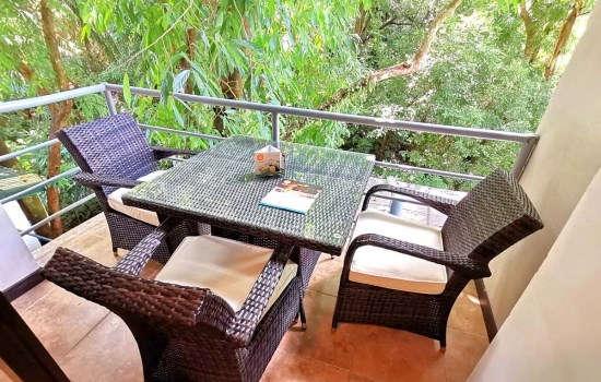 Tucan Apartments balcony