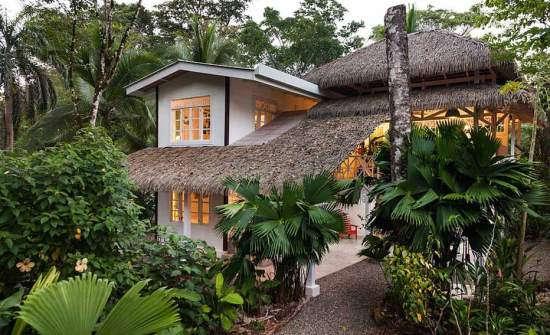 Aguas Claras Bungalow remote resorts