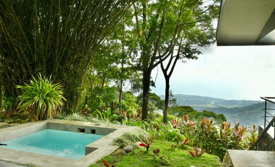 3 BR Whale's Tail Villa Plunge Pool
